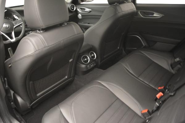 New 2019 Alfa Romeo Giulia Ti Sport Q4 for sale Sold at Alfa Romeo of Greenwich in Greenwich CT 06830 18