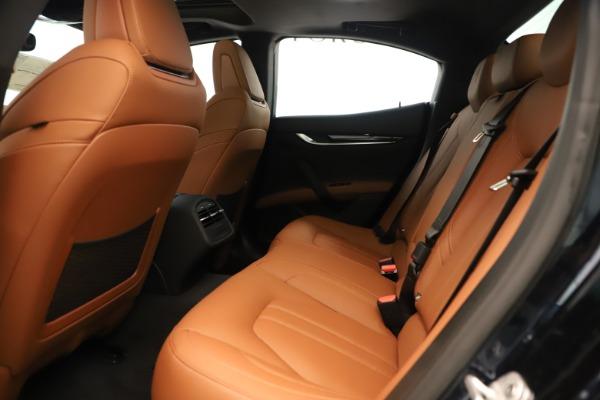 New 2019 Maserati Ghibli S Q4 GranSport for sale Sold at Alfa Romeo of Greenwich in Greenwich CT 06830 19