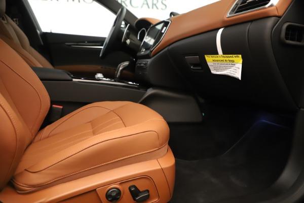 New 2019 Maserati Ghibli S Q4 GranSport for sale Sold at Alfa Romeo of Greenwich in Greenwich CT 06830 23