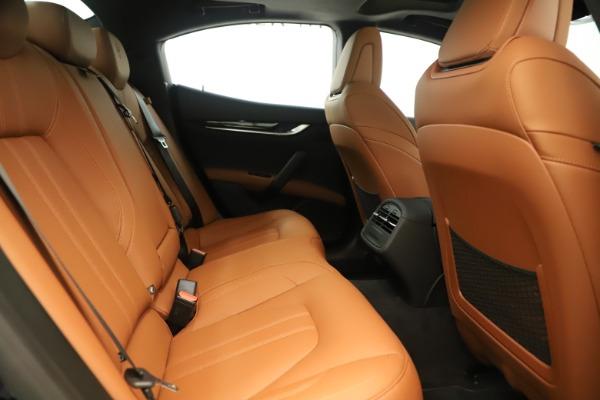New 2019 Maserati Ghibli S Q4 GranSport for sale Sold at Alfa Romeo of Greenwich in Greenwich CT 06830 27