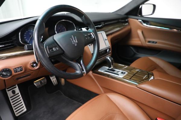 Used 2015 Maserati Quattroporte S Q4 for sale $42,900 at Alfa Romeo of Greenwich in Greenwich CT 06830 11