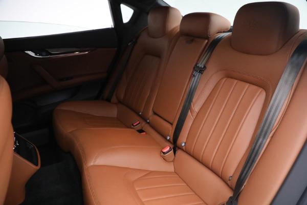 Used 2015 Maserati Quattroporte S Q4 for sale $42,900 at Alfa Romeo of Greenwich in Greenwich CT 06830 17