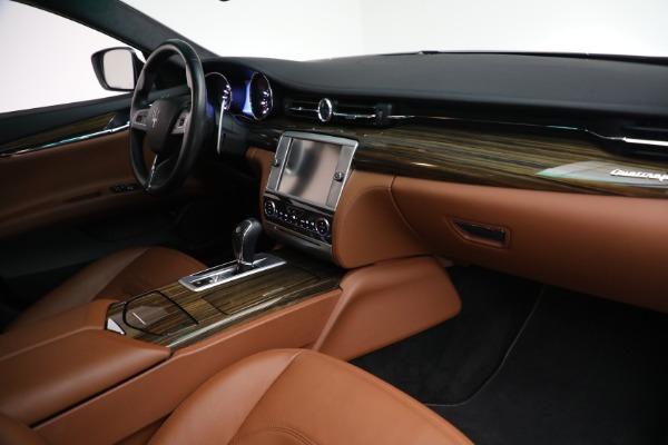 Used 2015 Maserati Quattroporte S Q4 for sale $42,900 at Alfa Romeo of Greenwich in Greenwich CT 06830 19