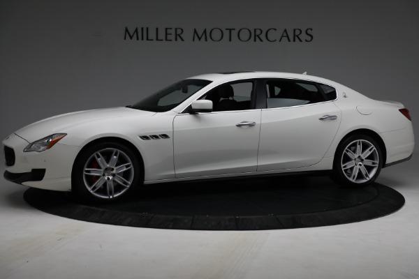 Used 2015 Maserati Quattroporte S Q4 for sale $42,900 at Alfa Romeo of Greenwich in Greenwich CT 06830 2