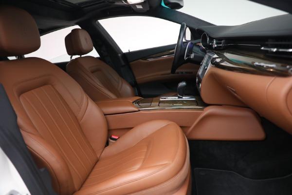 Used 2015 Maserati Quattroporte S Q4 for sale $42,900 at Alfa Romeo of Greenwich in Greenwich CT 06830 20