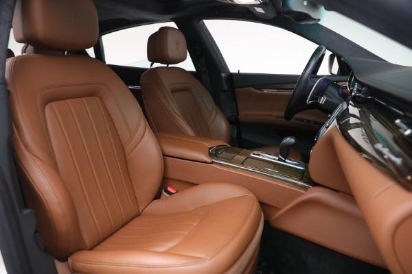 Used 2015 Maserati Quattroporte S Q4 for sale $42,900 at Alfa Romeo of Greenwich in Greenwich CT 06830 21