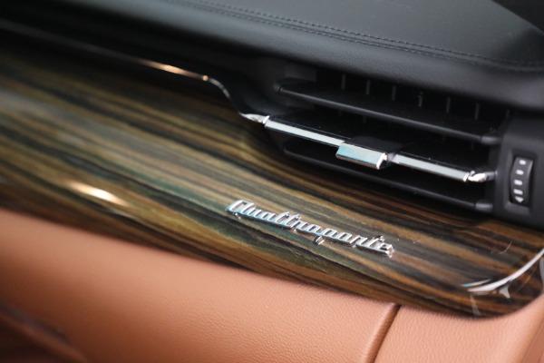 Used 2015 Maserati Quattroporte S Q4 for sale $42,900 at Alfa Romeo of Greenwich in Greenwich CT 06830 22