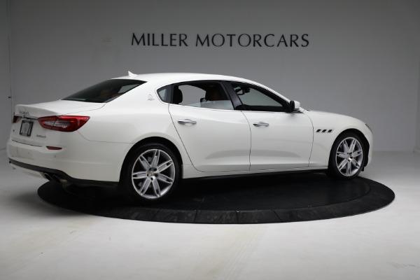 Used 2015 Maserati Quattroporte S Q4 for sale $42,900 at Alfa Romeo of Greenwich in Greenwich CT 06830 8