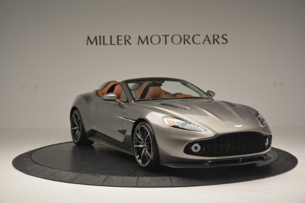 Used 2018 Aston Martin Zagato Speedster Convertible for sale Sold at Alfa Romeo of Greenwich in Greenwich CT 06830 11