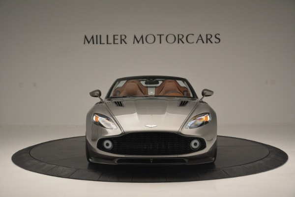 Used 2018 Aston Martin Zagato Speedster Convertible for sale Sold at Alfa Romeo of Greenwich in Greenwich CT 06830 12