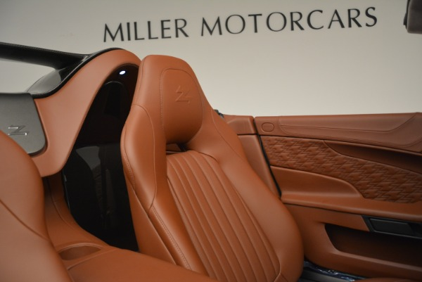 Used 2018 Aston Martin Zagato Speedster Convertible for sale Sold at Alfa Romeo of Greenwich in Greenwich CT 06830 19