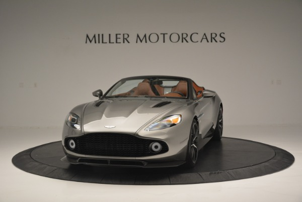 Used 2018 Aston Martin Zagato Speedster Convertible for sale Sold at Alfa Romeo of Greenwich in Greenwich CT 06830 2