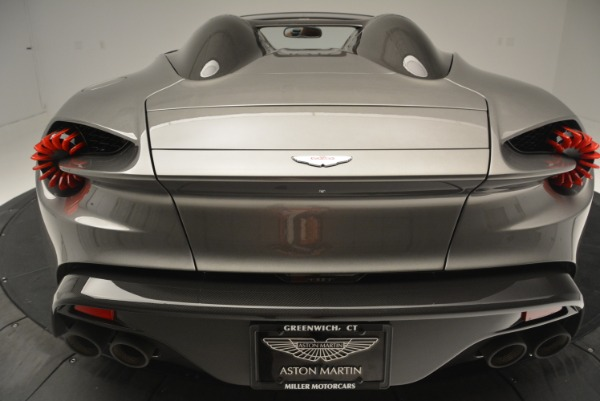 Used 2018 Aston Martin Zagato Speedster Convertible for sale Sold at Alfa Romeo of Greenwich in Greenwich CT 06830 21