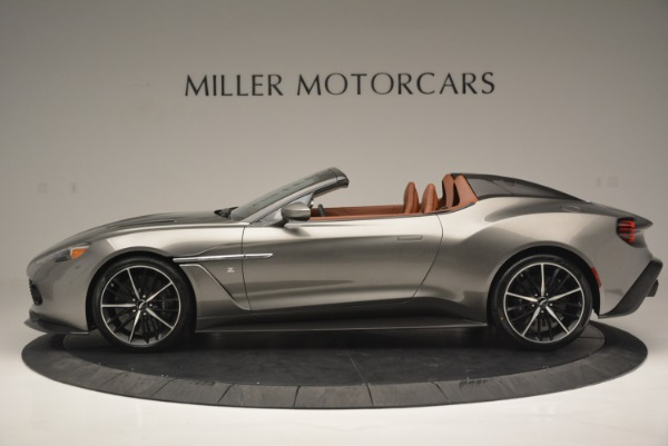 Used 2018 Aston Martin Zagato Speedster Convertible for sale Sold at Alfa Romeo of Greenwich in Greenwich CT 06830 3