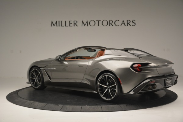 Used 2018 Aston Martin Zagato Speedster Convertible for sale Sold at Alfa Romeo of Greenwich in Greenwich CT 06830 4