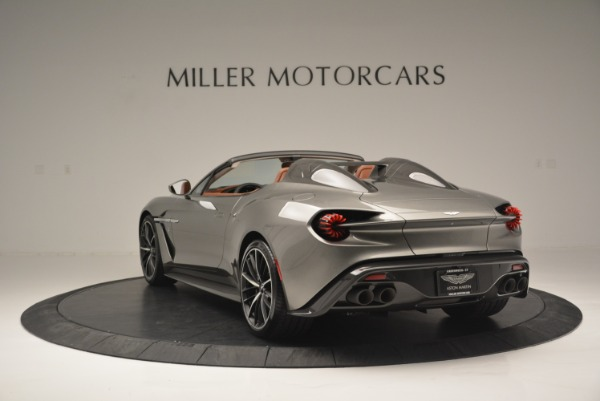 Used 2018 Aston Martin Zagato Speedster Convertible for sale Sold at Alfa Romeo of Greenwich in Greenwich CT 06830 5