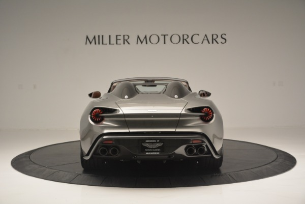 Used 2018 Aston Martin Zagato Speedster Convertible for sale Sold at Alfa Romeo of Greenwich in Greenwich CT 06830 6