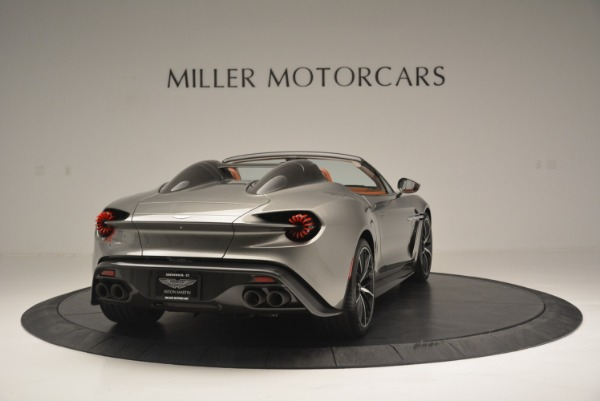 Used 2018 Aston Martin Zagato Speedster Convertible for sale Sold at Alfa Romeo of Greenwich in Greenwich CT 06830 7
