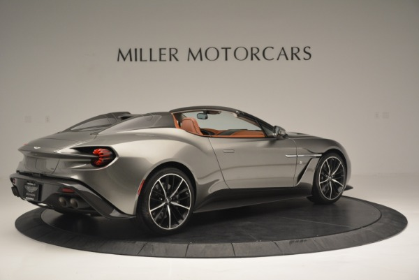 Used 2018 Aston Martin Zagato Speedster Convertible for sale Sold at Alfa Romeo of Greenwich in Greenwich CT 06830 8