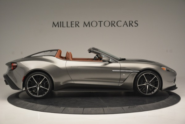 Used 2018 Aston Martin Zagato Speedster Convertible for sale Sold at Alfa Romeo of Greenwich in Greenwich CT 06830 9