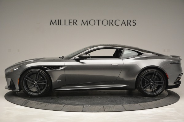 Used 2019 Aston Martin DBS Superleggera Coupe for sale Sold at Alfa Romeo of Greenwich in Greenwich CT 06830 3