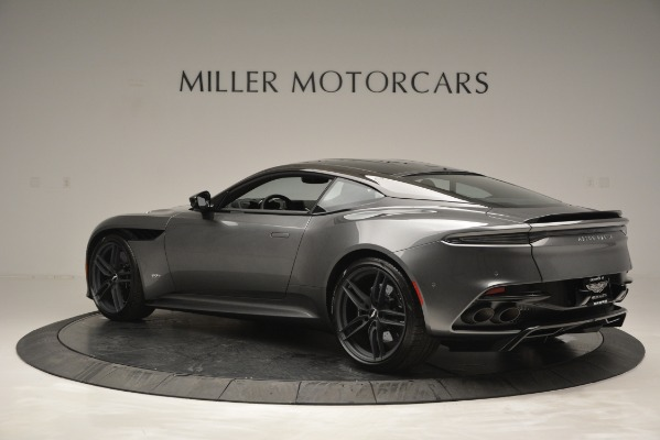Used 2019 Aston Martin DBS Superleggera Coupe for sale Sold at Alfa Romeo of Greenwich in Greenwich CT 06830 4