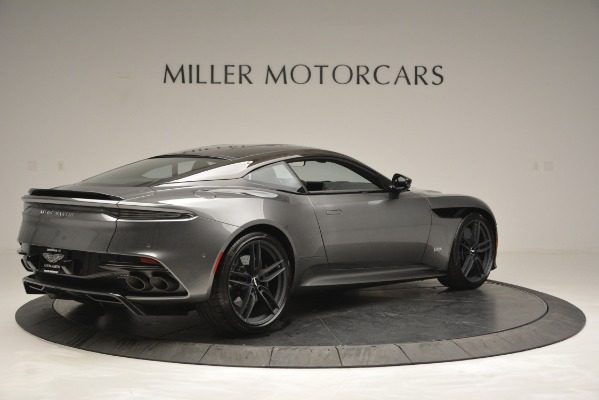 Used 2019 Aston Martin DBS Superleggera Coupe for sale Sold at Alfa Romeo of Greenwich in Greenwich CT 06830 8
