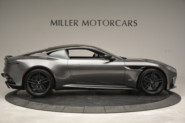 Used 2019 Aston Martin DBS Superleggera Coupe for sale Sold at Alfa Romeo of Greenwich in Greenwich CT 06830 9