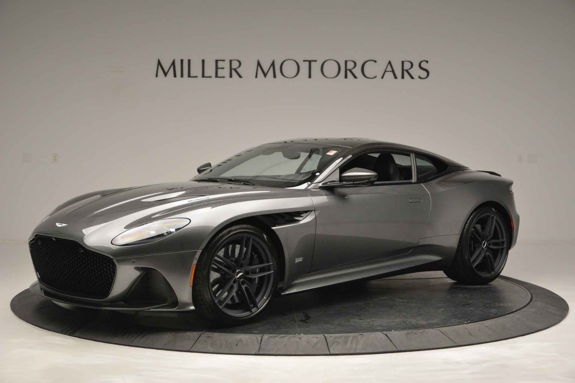 Used 2019 Aston Martin DBS Superleggera Coupe for sale Sold at Alfa Romeo of Greenwich in Greenwich CT 06830 1