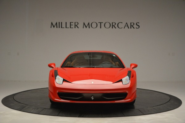 Used 2014 Ferrari 458 Italia for sale Sold at Alfa Romeo of Greenwich in Greenwich CT 06830 12