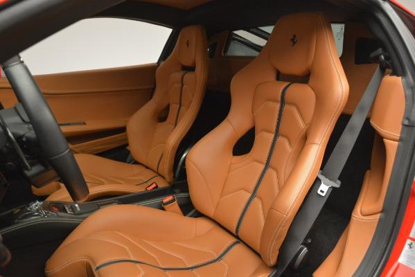 Used 2014 Ferrari 458 Italia for sale Sold at Alfa Romeo of Greenwich in Greenwich CT 06830 15