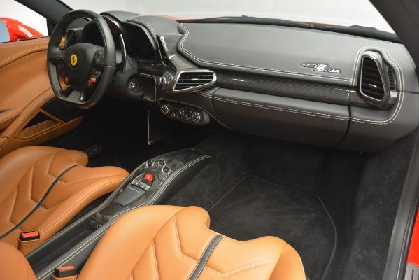 Used 2014 Ferrari 458 Italia for sale Sold at Alfa Romeo of Greenwich in Greenwich CT 06830 17