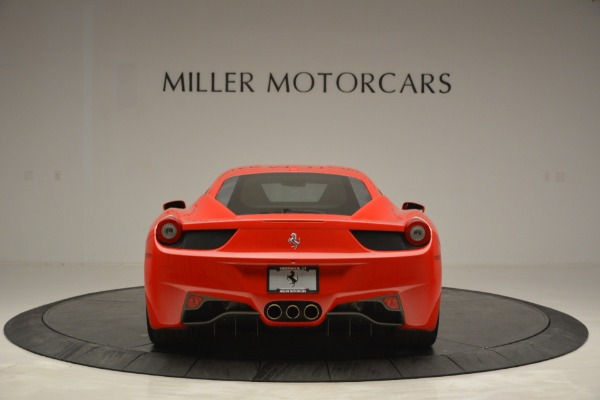 Used 2014 Ferrari 458 Italia for sale Sold at Alfa Romeo of Greenwich in Greenwich CT 06830 6