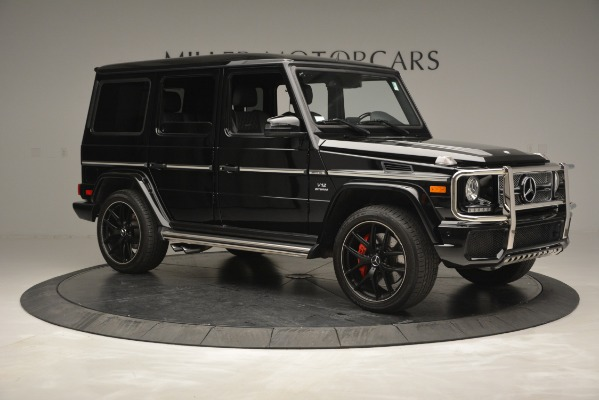 Used 2016 Mercedes-Benz G-Class AMG G 65 for sale Sold at Alfa Romeo of Greenwich in Greenwich CT 06830 10