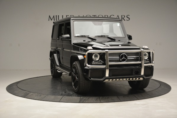 Used 2016 Mercedes-Benz G-Class AMG G 65 for sale Sold at Alfa Romeo of Greenwich in Greenwich CT 06830 11