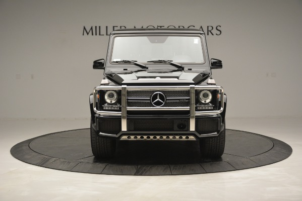 Used 2016 Mercedes-Benz G-Class AMG G 65 for sale Sold at Alfa Romeo of Greenwich in Greenwich CT 06830 12