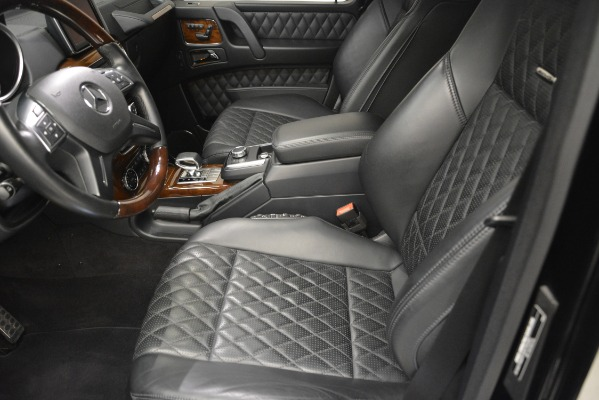 Used 2016 Mercedes-Benz G-Class AMG G 65 for sale Sold at Alfa Romeo of Greenwich in Greenwich CT 06830 15
