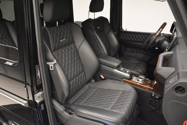 Used 2016 Mercedes-Benz G-Class AMG G 65 for sale Sold at Alfa Romeo of Greenwich in Greenwich CT 06830 23