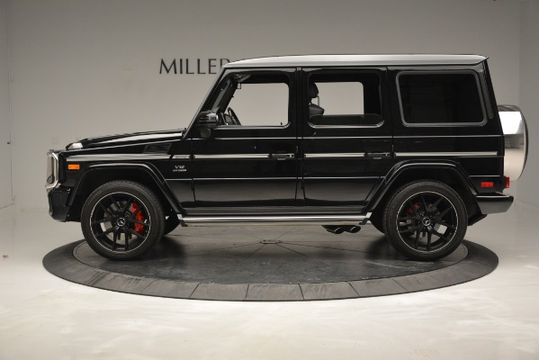 Used 2016 Mercedes-Benz G-Class AMG G 65 for sale Sold at Alfa Romeo of Greenwich in Greenwich CT 06830 3