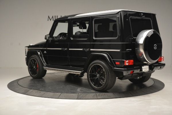 Used 2016 Mercedes-Benz G-Class AMG G 65 for sale Sold at Alfa Romeo of Greenwich in Greenwich CT 06830 4