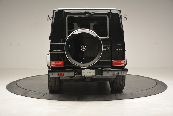 Used 2016 Mercedes-Benz G-Class AMG G 65 for sale Sold at Alfa Romeo of Greenwich in Greenwich CT 06830 6