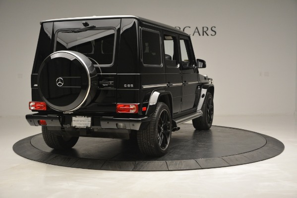 Used 2016 Mercedes-Benz G-Class AMG G 65 for sale Sold at Alfa Romeo of Greenwich in Greenwich CT 06830 7