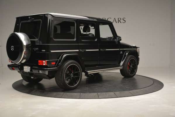 Used 2016 Mercedes-Benz G-Class AMG G 65 for sale Sold at Alfa Romeo of Greenwich in Greenwich CT 06830 8