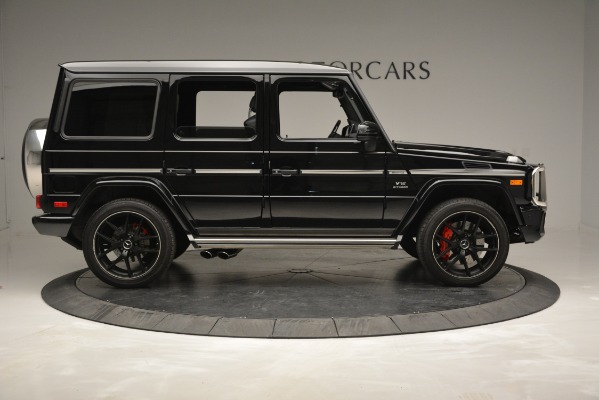 Used 2016 Mercedes-Benz G-Class AMG G 65 for sale Sold at Alfa Romeo of Greenwich in Greenwich CT 06830 9