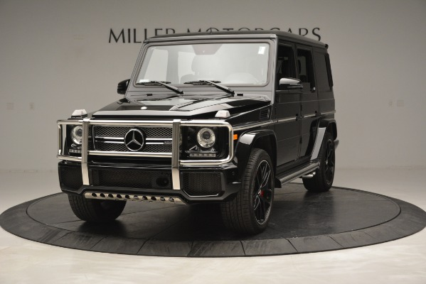 Used 2016 Mercedes-Benz G-Class AMG G 65 for sale Sold at Alfa Romeo of Greenwich in Greenwich CT 06830 1