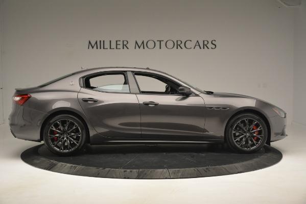 New 2019 Maserati Ghibli S Q4 GranSport for sale Sold at Alfa Romeo of Greenwich in Greenwich CT 06830 10