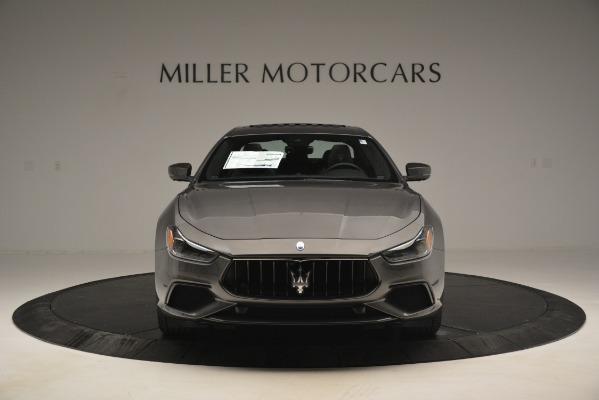 New 2019 Maserati Ghibli S Q4 GranSport for sale Sold at Alfa Romeo of Greenwich in Greenwich CT 06830 13