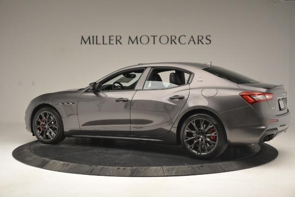 New 2019 Maserati Ghibli S Q4 GranSport for sale Sold at Alfa Romeo of Greenwich in Greenwich CT 06830 5