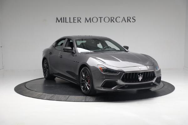 New 2019 Maserati Ghibli S Q4 GranSport for sale Sold at Alfa Romeo of Greenwich in Greenwich CT 06830 11