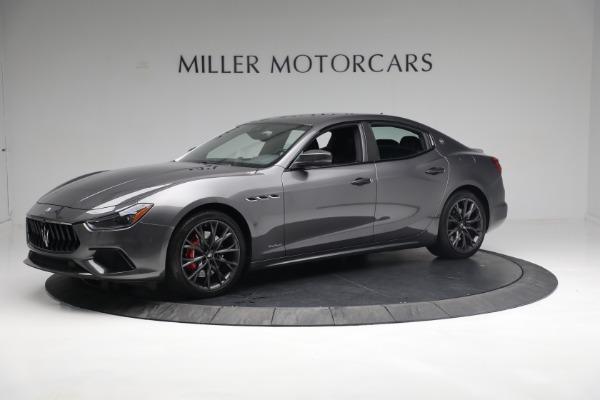 New 2019 Maserati Ghibli S Q4 GranSport for sale Sold at Alfa Romeo of Greenwich in Greenwich CT 06830 2